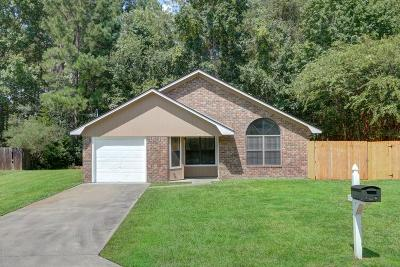 Hinesville Single Family Home For Sale: 969 Hawthorne Court