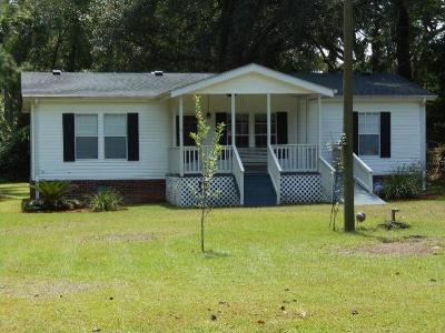 Midway Single Family Home For Sale: 99 Wye Road