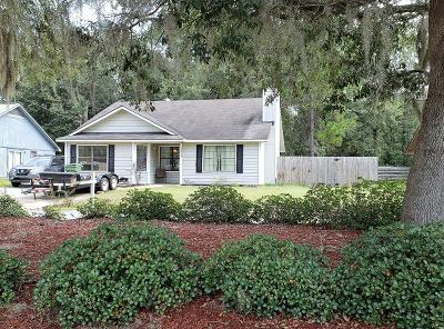 Hinesville Single Family Home For Sale: 1316 Forest Lake Drive