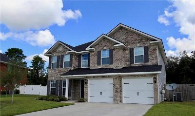 Hinesville Single Family Home For Sale: 507 Cascade Court