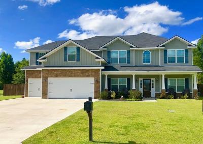 LUDOWICI Single Family Home For Sale: 290 White Oak Drive NE