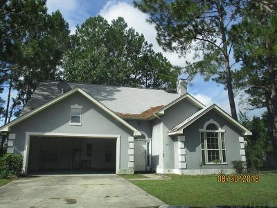 Hinesville Single Family Home For Sale: 1956 Woking Court