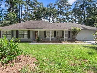 Richmond Hill Single Family Home For Sale: 654 Davis Road