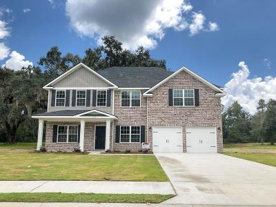 Dunlevie Oaks Single Family Home For Sale: 133 Maggie Lane