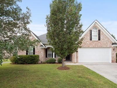 Savannah Single Family Home For Sale: 141 Meadowlark Circle