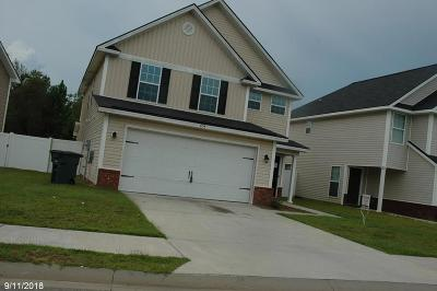 hinesville Single Family Home For Sale: 604 Amhearst Row