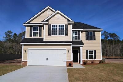 Ludowici GA Single Family Home For Sale: $194,995