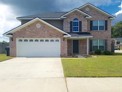 Midway Single Family Home For Sale: 194 Oak Harvest Ridge