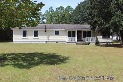 jesup Single Family Home For Sale: 1321 Spring Grove Road