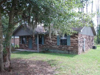 hinesville Single Family Home For Sale: 248 Garden Circle
