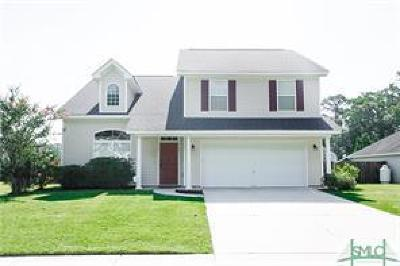 Savannah Single Family Home For Sale: 5 Fieldstone Court