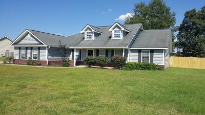 LUDOWICI Single Family Home For Sale: 242 Parish Loop NE