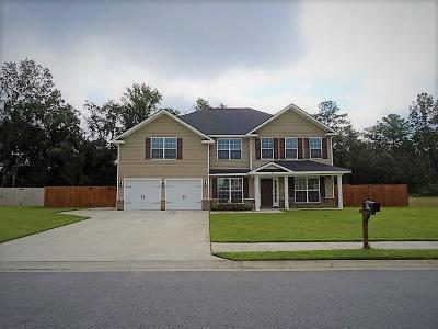 Hampton Ridge Single Family Home For Sale: 366 Nashview Trail