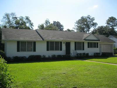 Jesup Single Family Home For Sale: 155 S Magnolia Drive