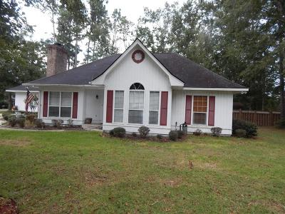 Hinesville Single Family Home For Sale: 203 Topi Trail