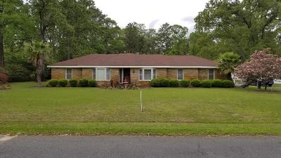 Hinesville Single Family Home For Sale: 809 Kings Road