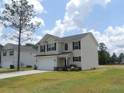 LUDOWICI Single Family Home For Sale: 38 Clydesdale Court NE