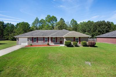 Hinesville GA Single Family Home For Sale: $164,900