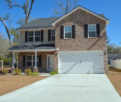 Hinesville, Ludowici Single Family Home For Sale: 701 Eden Lane