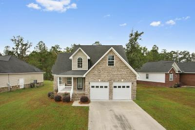 Hinesville GA Single Family Home For Sale: $172,400