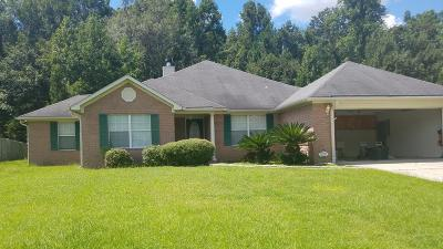 Hinesville Single Family Home For Sale: 206 Easy Street