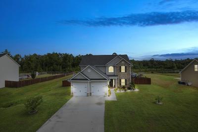 LUDOWICI Single Family Home For Sale: 624 Mustang Lane NE