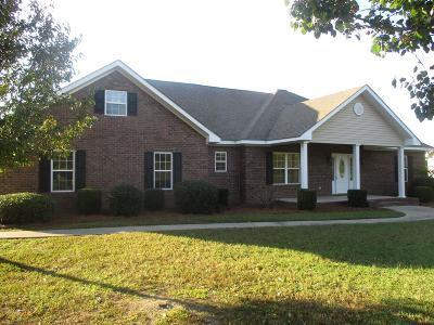Brooklet Single Family Home For Sale: 781 Spence Drive