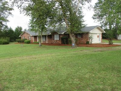 Hinesville Single Family Home For Sale: 805 Wheeler Road
