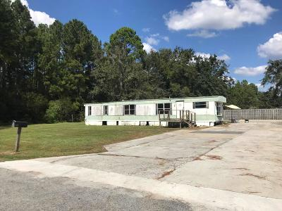 Hinesville Single Family Home For Sale: 115 Emerson Road