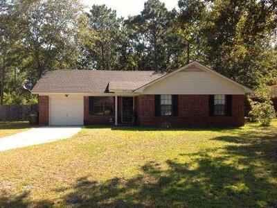 Hinesville Single Family Home For Sale: 219 Kevin Road