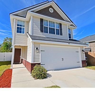 Griffin Park Single Family Home For Sale: 602 Amhearst Row