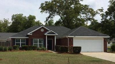 Glennville Single Family Home For Sale: 146 Auburn Road