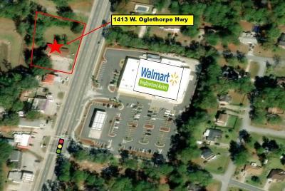 Residential Lots & Land For Sale: 1413 West Oglethorpe Highway