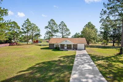 Hinesville GA Single Family Home For Sale: $117,900