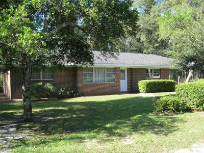 Jesup Single Family Home For Sale: 560 485 Brannen Bay Road