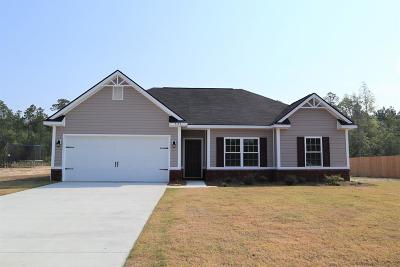 Ludowici GA Single Family Home For Sale: $178,595