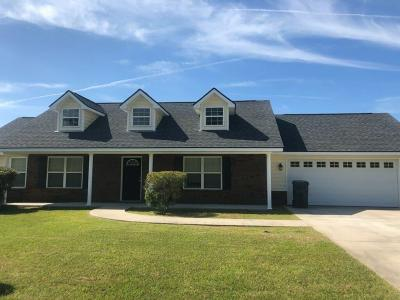 Hinesville GA Single Family Home For Sale: $158,000