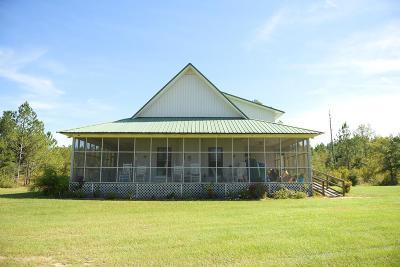 Glennville Single Family Home For Sale: 269 Buzzard Bay Lane