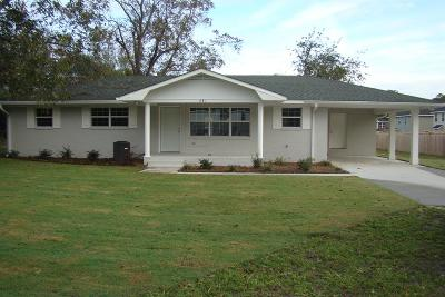 Griffin Park Single Family Home For Sale: 681 Live Oak Church Road