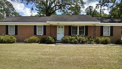 Jesup Single Family Home For Sale: 931 Sunset Boulevard