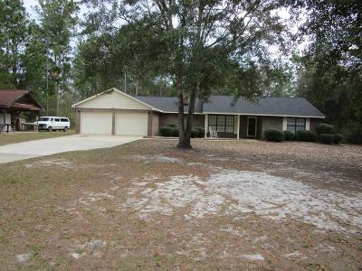 Jesup Single Family Home For Sale: 335 South Forest Drive
