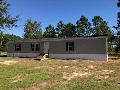 Ludowici GA Single Family Home For Sale: $59,900