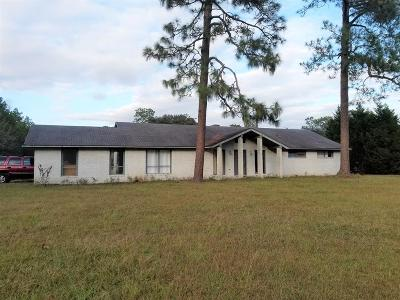 Pembroke Single Family Home For Sale: 19915 Hwy 46