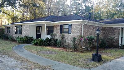 Hinesville Single Family Home For Sale: 615 Sandy Run Drive