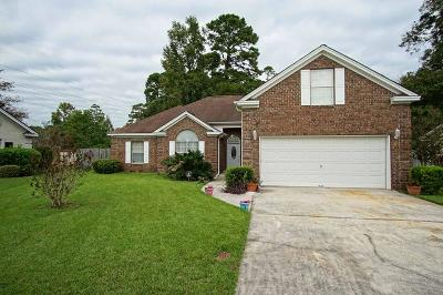 Savannah Single Family Home For Sale: 116 Laurens Lane