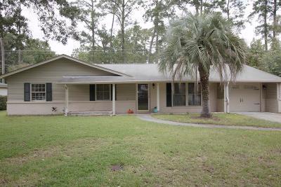 SAVANNAH Single Family Home For Sale: 20 Canterbury Circle