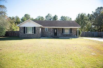 Hinesville Single Family Home For Sale: 240 West Kenny Drive