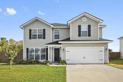 Hinesville Single Family Home For Sale: 152 Grandview Drive