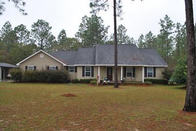 Jesup Single Family Home For Sale: 54 Sooner Drive