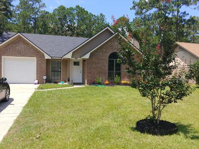 Hinesville Single Family Home For Sale: 828 Ridgewood Way